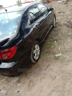 Toyota Corolla 2004 1.8 TS Black   Cars for sale in Lagos State, Surulere