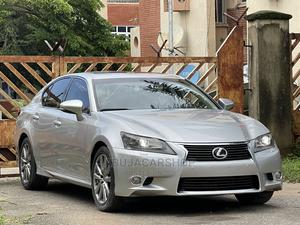 Lexus GS 2012 350 Silver | Cars for sale in Abuja (FCT) State, Central Business District