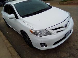 Toyota Corolla 2011 White   Cars for sale in Abuja (FCT) State, Gwarinpa