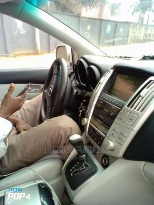 Lexus RX 2009 400h Silver | Cars for sale in Rivers State, Port-Harcourt