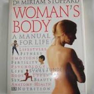 Woman's Body.A Manual for Life. | Books & Games for sale in Lagos State, Surulere
