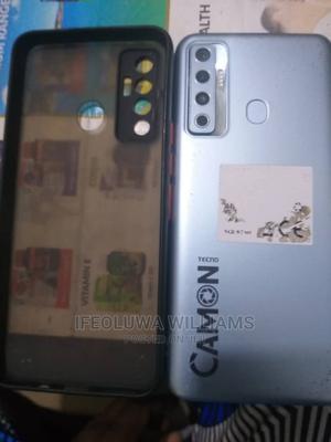 Tecno Camon 17 128 GB Gray | Mobile Phones for sale in Lagos State, Ikeja