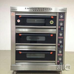 6 Trays Gas Oven | Industrial Ovens for sale in Lagos State, Ojo