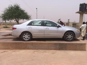 Honda Accord 2005 Sedan LX Automatic Silver | Cars for sale in Kebbi State, Birnin Kebbi