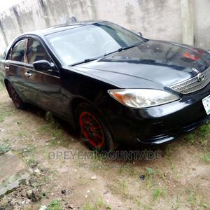 Toyota Camry 2003 Black | Cars for sale in Lagos State, Agege