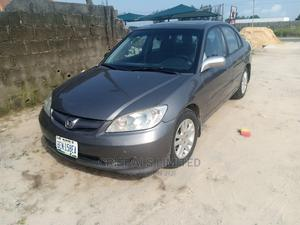 Honda Civic 2006 Gray | Cars for sale in Lagos State, Ajah