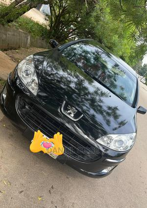 Peugeot 407 2006 Black   Cars for sale in Abuja (FCT) State, Jabi