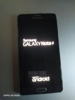 Samsung Galaxy Note 4 32 GB Black | Mobile Phones for sale in Lagos State, Ikotun/Igando