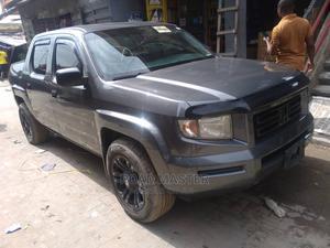 Honda Ridgeline 2008 RTX Black | Cars for sale in Lagos State, Ojo