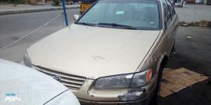 Toyota Camry 1999 Automatic Gold | Cars for sale in Lagos State, Ajah