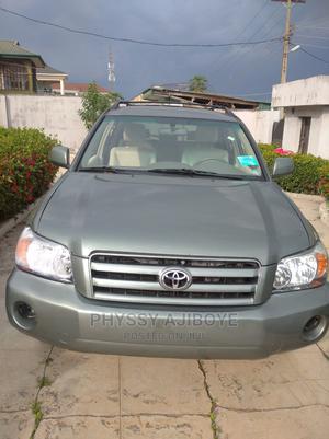 Toyota Highlander 2004 Green | Cars for sale in Osun State, Osogbo