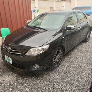 Toyota Corolla 2012 Black | Cars for sale in Lagos State, Ojodu