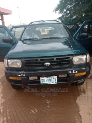 Nissan Pathfinder 2003 LE AWD SUV (3.5L 6cyl 4A) Green | Cars for sale in Abuja (FCT) State, Mararaba