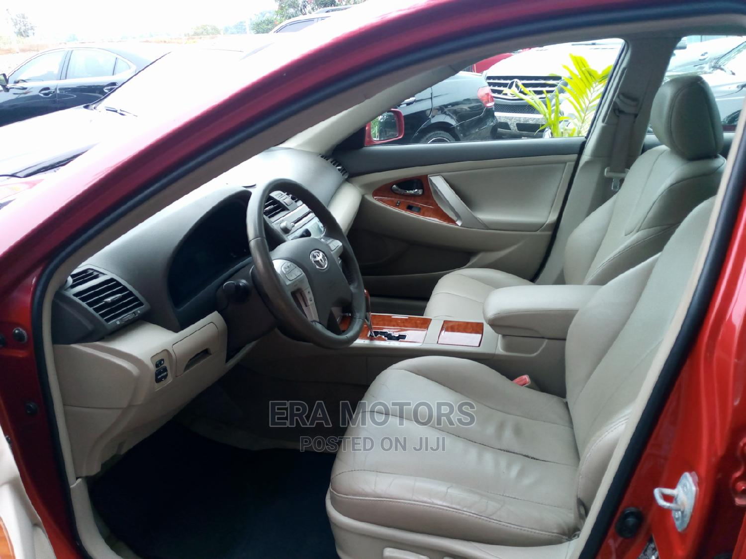 Toyota Camry 2008 Red | Cars for sale in Gwarinpa, Abuja (FCT) State, Nigeria