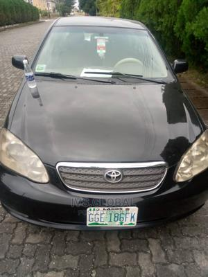 Toyota Corolla 2007 Black | Cars for sale in Lagos State, Ajah