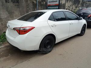 Toyota Corolla 2016 White   Cars for sale in Lagos State, Yaba