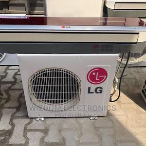 Lg Glassed Faced Air Condictioner | Home Appliances for sale in Lagos State, Ikorodu