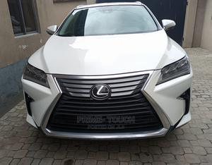 Lexus RX 2018 350 FWD White | Cars for sale in Lagos State, Surulere