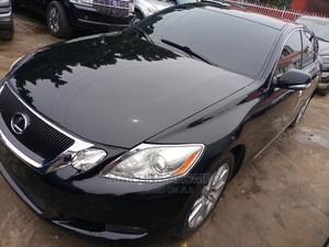 Lexus GS 2008 Black   Cars for sale in Abuja (FCT) State, Garki 2