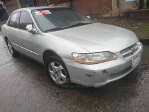 Honda Accord 1999 Silver   Cars for sale in Lagos State, Yaba