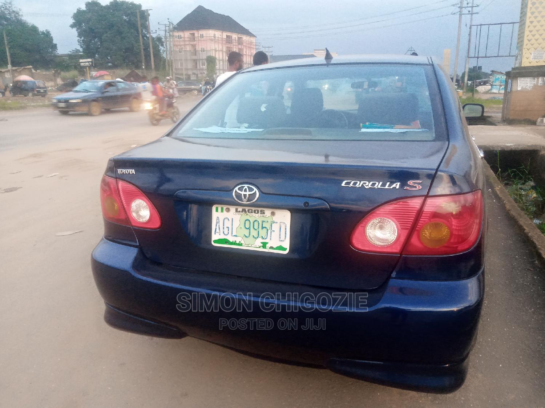 Toyota Corolla 2004 Sedan Blue | Cars for sale in Owerri, Imo State, Nigeria