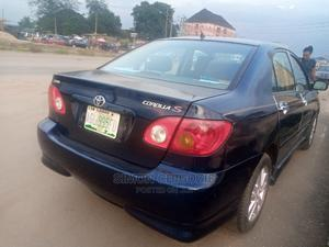 Toyota Corolla 2004 Sedan Blue | Cars for sale in Imo State, Owerri