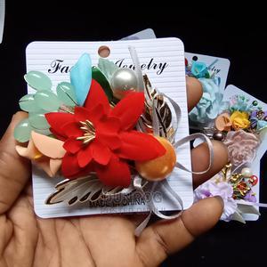 Beautiful Flower Unisex Brooch | Jewelry for sale in Lagos State, Ikeja