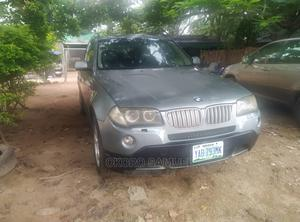 BMW X3 2008 3.0i Green   Cars for sale in Abuja (FCT) State, Lugbe District