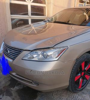 Lexus ES 2007 350 Gold | Cars for sale in Lagos State, Oshodi