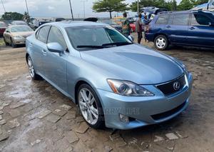 Lexus IS 2006 250 AWD Blue | Cars for sale in Lagos State, Lagos Island (Eko)