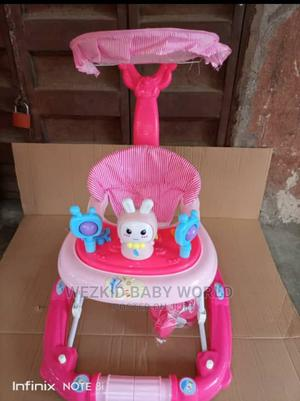 Baby Walker With Canopy | Children's Gear & Safety for sale in Lagos State, Agege