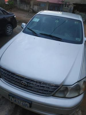 Toyota Avalon 2003 XLS W/ Bucket Seats Gray | Cars for sale in Abuja (FCT) State, Kubwa