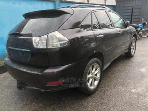 Lexus RX 2008 Black | Cars for sale in Lagos State, Yaba