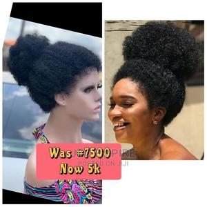 Lace Wig Low Budget   Hair Beauty for sale in Lagos State, Amuwo-Odofin