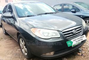 Hyundai Elantra 2007 Gray   Cars for sale in Abuja (FCT) State, Nyanya