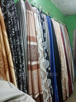 Good Quality Curtain Materials   Home Accessories for sale in Lagos State, Ikotun/Igando