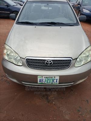 Toyota Corolla 2004 LE Gold   Cars for sale in Imo State, Owerri