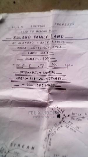 Fertile Agricultural Farm Land | Land & Plots For Sale for sale in Ogun State, Odeda
