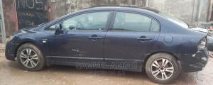 Honda Civic 2007 1.8 Sedan LX Blue   Cars for sale in Lagos State, Ogba