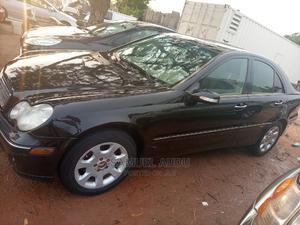 Mercedes-Benz C350 2005 Black   Cars for sale in Kaduna State, Chikun