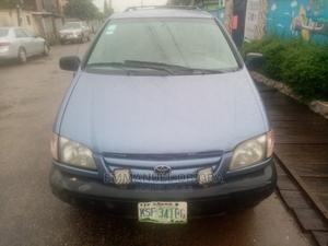 Toyota Sienna 2000 LE & 1 hatch Blue | Cars for sale in Lagos State, Surulere