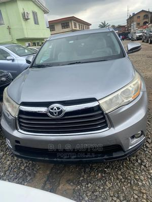 Toyota Highlander 2015 Silver   Cars for sale in Lagos State, Ogba