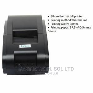 High Speed USB Port 58mm POS Thermal Receipt Xprinter-58mm   Store Equipment for sale in Lagos State, Ikeja