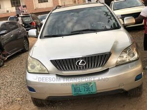 Lexus RX 2008 Gold | Cars for sale in Abuja (FCT) State, Gwarinpa