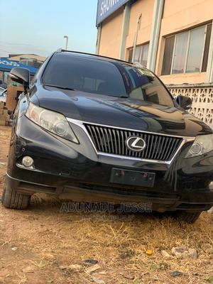 Lexus RX 2012 Black   Cars for sale in Oyo State, Ibadan