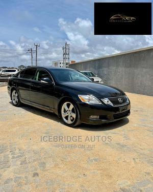 Lexus GS 2008 350 Black | Cars for sale in Lagos State, Lekki