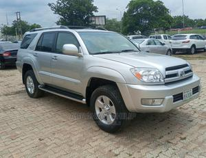 Toyota 4-Runner 2003 4.7 Silver | Cars for sale in Abuja (FCT) State, Central Business District