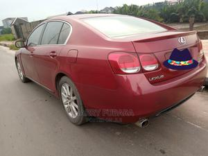 Lexus GS 2006 300 AWD Red   Cars for sale in Rivers State, Port-Harcourt