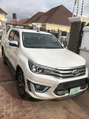 New Toyota Hilux 2020 White | Cars for sale in Abuja (FCT) State, Gwarinpa