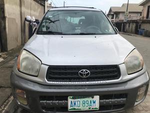 Toyota RAV4 2002 Silver | Cars for sale in Lagos State, Ogudu